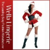 Short and Sweet Santa Costume