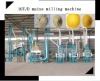 10T/D maize flour mill machine