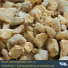 yellow gravel for gardens (customizable size, unground crushed stone)