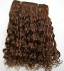 hair weaving 100% virgin indian remy human hair extension