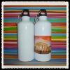 500ml sublimation aluminium sports bottle/sublimation alunminium bottle