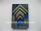 186PCS METAL PLATE SET WITH PS BOX