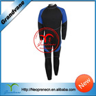 Neoprene long sleeve surfing suit