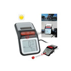 Hot Selling Solar Power LCD Bicycle Pedometer Odometer Distance Counter Speedometer