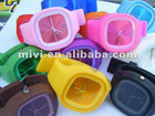 Wholesale HOT! Ss.com Candy watches Unisex Cheap Fashion Watches Women Watches Jelly Silicone Watch 13 color