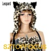 Sex Animal Women's Costume Skirt Leopard Pattern