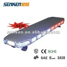 Lastest emergency warning lightbar for Police car,ambulance,firefighting