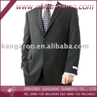 Two button single breast mens business suits/tailor suits/custom made suits/wedding suits/groom suits/best man suits