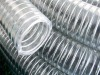 PVC steel suction hose