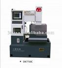 series wire cutting edm cnc cutting machine