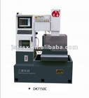 series wire cutting edm cnc cutting machine
