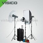 Strobe Light Kit With Barndoor
