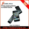 Privacy Screen Protector Guard for iPhone