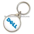 2012 Hot sale round metal keychain,keychain, keychain