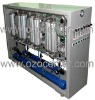Oxygen generator with refrigerant dryer for swimming water ozone generator