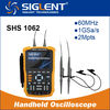 Handled Digital Storage Oscilloscope SHS1000 series,SIGLENT