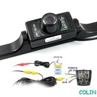 Car Color Video Rear View Backup Camera Night Vision Reversing License Plate