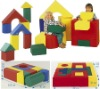 huge foam building blocks/large foam building blocks/Colorful Building Block Toys