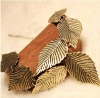 latest popular leaf necklace, leaves hot sell necklace, US design leaves necklace