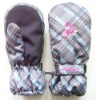 hot sell kid's winter ski mitten and gloves with windproof