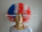 Football fan wigs( Usa)