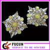 garment decorative rhinestone brooch