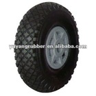 3.00-4 Rubber Wheel