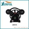 XINYA D-type 8bar 2hp 51mm cylinder small ac piston belt-driven air compressor part compressor head air pump(2051D)
