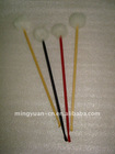 natural bamboo goose feather ear cleaning/earpick