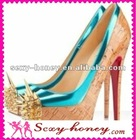New Arrival Graceful Ladies Fashion High Heel Shoes