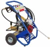 petrol powered high pressure cleaner car cleaning machine street cleaning machine