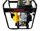 KDP30HI 3''/8hp High Lift Diesel Engine Iron Cast Key Starting Water Pump Set