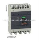 Moulded Case Circuit Breaker EasyPact EZC400-4P