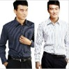 Breathable Men Dress Shirt Garment