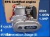 SkyHawk Stage II Bicycle Engine Kits