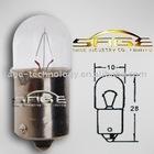 12V 5W T10 BA9S Miniature bulb