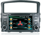 Roadrover Mitsubishi Pajero in-dash stereo car parts for used car modification