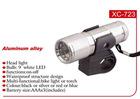 9 White Led Spoke Wheel Bike Head Lights XC-723-5132