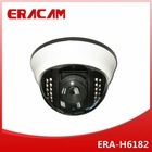 ERA-H6812 h.264 PT IP dome camera support with SD card slot