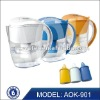3.5L alkaline water filter jug