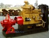 XBC DIESEL ENGINE DRIVE FIRE PUMP