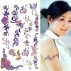 Fashion Tattoo sticker