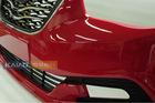 car body prototype bumpers