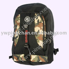 A-1 600D polyester durable camouflage camping backpack