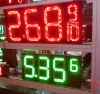 LED display for gas/petrol station-FCC Certificate