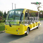 Newest 14 seater electric sightseeing car for sale DN-14 with CE certificate (China)