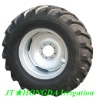 Irrigation system tyres