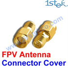FPV Antenna SMA connector Male to Male cover