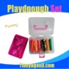 DIY Play Dough Plasticine