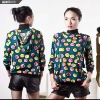 2012 original knitting dotted lady sweater